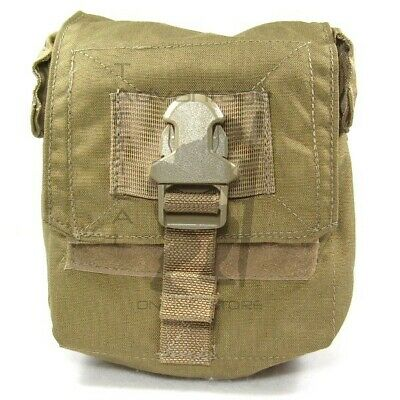 $45 • Buy Eagle Industries MOLLE SOFLCS M60 Ammo Pouch - Coyote Brown