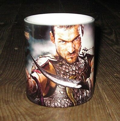 This Is Spartacus Andy Whitfield Advertising MUG • 7.99£