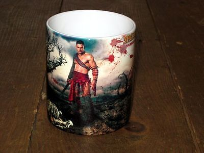 This Is Spartacus Andy Whitfield Vengeance Advertising MUG • 7.99£