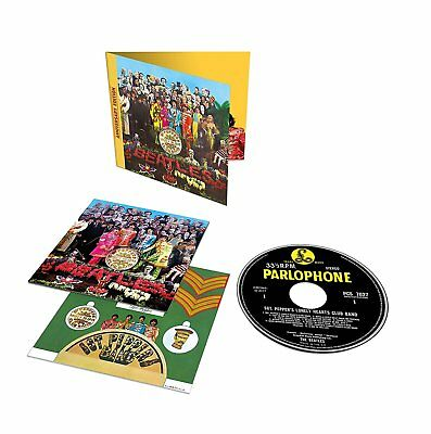 £8.74 • Buy The Beatles - Sgt. Pepper's Lonely Hearts Club Band (NEW CD)