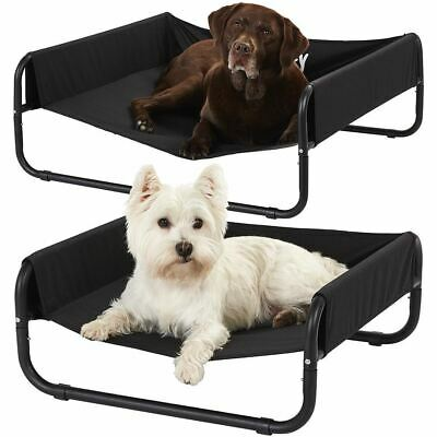 Bunty Elevated Dog Pet Bed Portable Waterproof Outdoor Raised Camping Basket • 19.99£