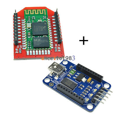 £4.82 • Buy New Arduino Bluetooth Bee Slave Module With Bluetooth Bee Xbee Adapter