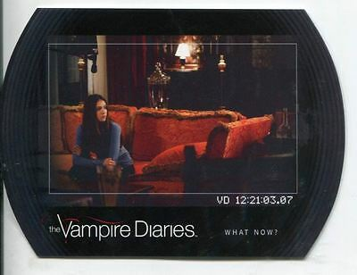 AU4 • Buy Vampire Diaries Season 2 Behind The Scenes Chase Card  BTS7 The Descent