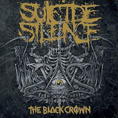 Suicide Silence - The Black Crown (NEW CD) • 12.03£