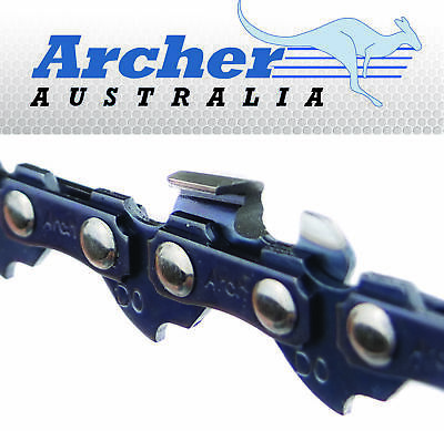 Archer Chainsaw Chain For Makita DCS4610-40 16  Saw 40cm 56 Drive Links New • 9.86£