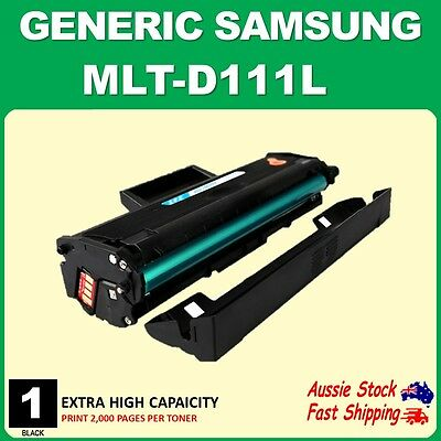 AU22 • Buy Generic MLT-D111S MLT-D111L D111 D111S Black Toner For SL M2020 SL M2070