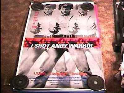 $75 • Buy I Shot Andy Warhol 27x40 Movie Poster Lili Taylor