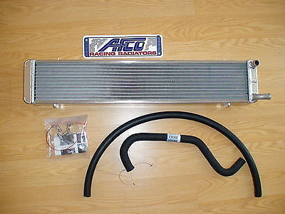 $399 • Buy Supercharged 03-04 Cobra Double Dual Pass AFCO Heat Exchanger Intercooler Eaton