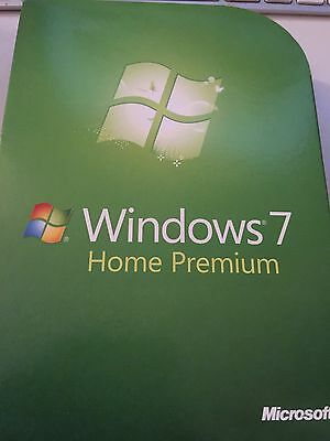 Windows 7 Home Premium DVD 32/64 Bit Original Retail  • 69.99£