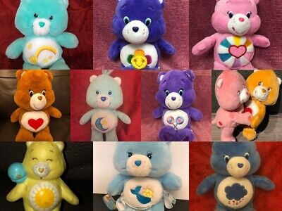 £8.50 • Buy Care Bear Soft Toys Figures Various Sizes