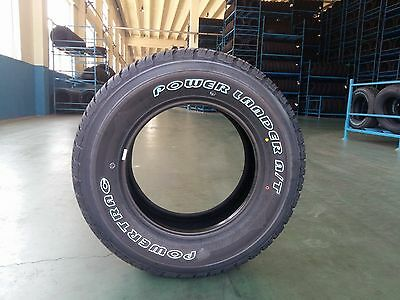 AU135 • Buy LT 265/75R16 123Q 10PLY Powertrac*TOUGH ON/OFF ROAD ALL TERRAIN AT A/T 4X4 TYRE*