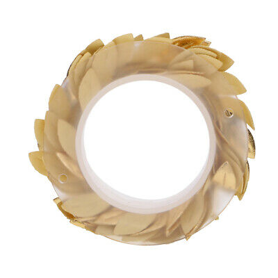 2 Meters Artificial Leaf Garland Ribbon For DIY Wreath Making Flower Decorations • 2.48£