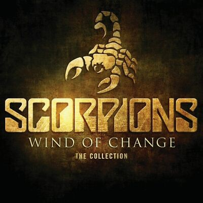 £4.99 • Buy Scorpions: Wind Of Change The Collection CD (Greatest Hits / The Best Of)