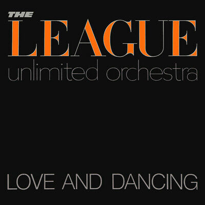 (The Human League) The League Unlimited Orchestra Love And Dancing CD Remastered • 7.99£