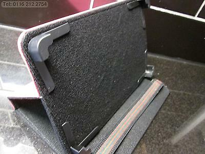AU14.61 • Buy Dark Pink 4 Corner Grab Laptop Angle Case/Stand ARGOS CNM TOUCHPAD 7  DUAL CORE