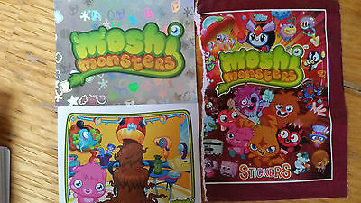 £9.99 • Buy Moshi Monsters (red)  Stickers X226 All Different