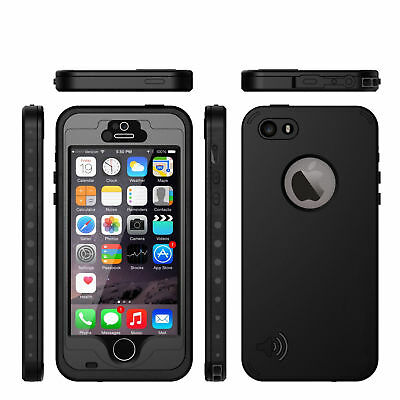 AU26.99 • Buy For Iphone 7 Plus Stealth Waterproof Shockproof Dirt Proof Life Phone Case Cover