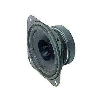 AU27.23 • Buy 100mm 4  Square 10w Speaker 8ohm Spare Speaker Replacement Spg2301