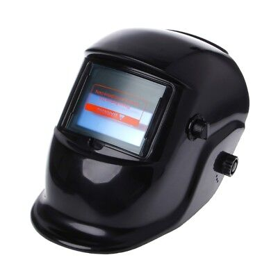 $ CDN16.28 • Buy New Pro Solar Powered Auto Darkening Welding Helmet Grinding Welder Mask Black