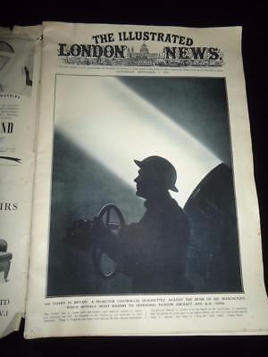 London Illustrated News 2 Sept 1939 Second War War First Issue Collectors Piece • 29.99£
