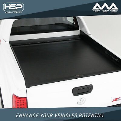 AU2800 • Buy Holden Colorado Z71 Dual Cab Auto Remote Retractable Ute Cover Roller Roll Top