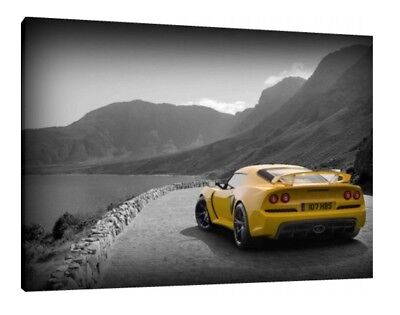 $ CDN75.55 • Buy Lotus Exige S 30x20 Inch Canvas - Framed Picture Print Wall Art