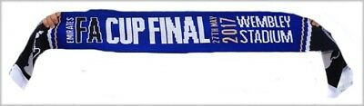 £5.99 • Buy NEW CHELSEA FC WEMBLEY FA CUP FINAL  KNIT JAQUARD  SCARF SCARVES  Football
