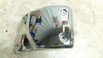 AU53.62 • Buy 08 Suzuki VLR 1800 T C109R C 109 R Boulevard Chrome Engine Side Cover