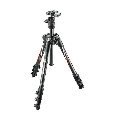 AU579.57 • Buy Manfrotto Tripod MKBFRC4-BH Series Befree Kit With Head Ball Foldable 5 Section)