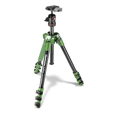 AU340.23 • Buy Manfrotto Tripod MKBFRA4G-BH Series Befree Kit With Head Ball Foldable 5 Se