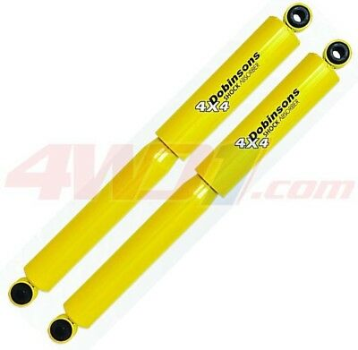 AU344 • Buy Dobinsons Nitro Gas Rear Shocks Zj/zg Jeep Grand Cherokee