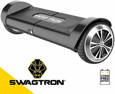 $ CDN141.01 • Buy SWAGTRON T8 Lithium-Free Battery Hoverboard Self-Balancing Scooter Durable Body
