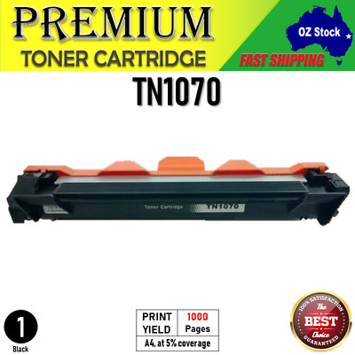 AU21 • Buy 2x 4x Generic TN1070 TN-1070 Toners For Brother HL1110 DCP-1510 MFC-1810 HL1210W