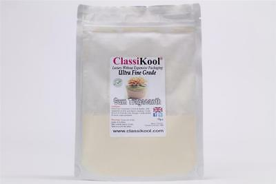 £12.99 • Buy Classikool 75g Gum Tragacanth Ultra Fine Pure Cake Decorating Power, Not CMC