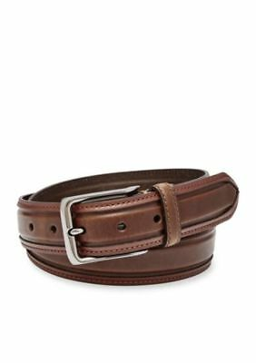 $19.95 • Buy Fossil Men's Wyatt Leather Belt New With Tags Brown 34 36 40 42 Mb1019200 Nwt