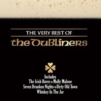The Dubliners ~ Very Best Of Dubliners ~ NEW CD ~ Greatest Hits  THE IRISH ROVER • 6.99£