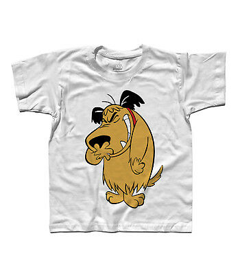 T-Shirt Baby Muttley 3 - Dick Dastardly Series Wacky Races Penelope Pit Stop • 15.77£