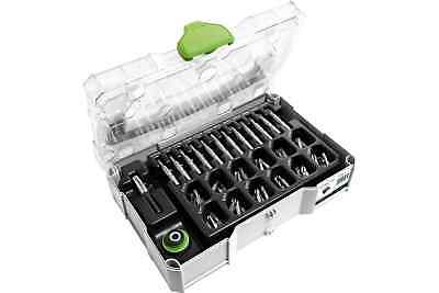 Festool 203817 Mini Systainer With Centrotec Bits LIMITED EDITION!! • 115£