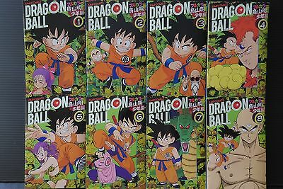 $ CDN227.27 • Buy JAPAN Akira Toriyama Manga: Dragon Ball Full Color  Shonen-hen  1~8 Complete Set