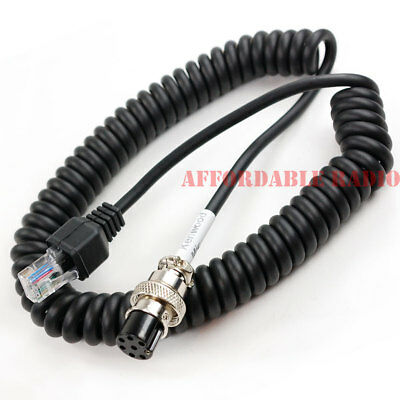 AU39.68 • Buy Kenwood Microphone Cable MC-90 MC-60 Fit To Yaesu Radio FT-857D FT-897D FT-991A