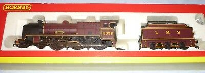 Hornby Oo Gauge Lms Patriot Class 4-6-0 Tender Loco 5539 E C Trench R2182a Boxed • 59.99£