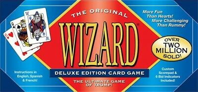 Wizard Card Game: The Ultimate Game Of Trump! (Game) • 15$