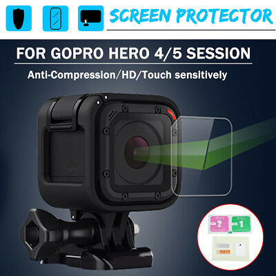$ CDN1.97 • Buy Tempered Glass Explosion-proof Screen Protector For Gopro Hero 4/5 Session New