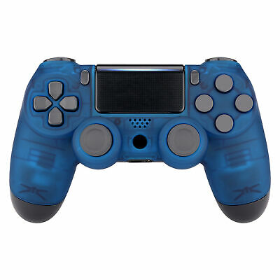 AU20.97 • Buy Custom Soft Touch Front Housing Shell Faceplate For PS4 Slim Pro Game Controller