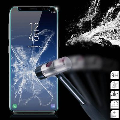 $ CDN1.46 • Buy Tempered Glass For Samsung Galaxy S9/S9Plus Screen Protector Protective Glass 1X