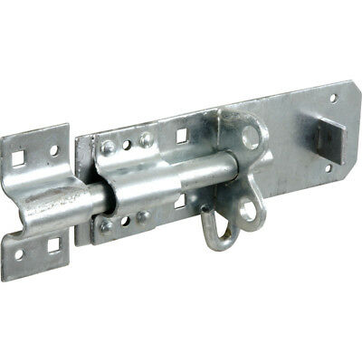 Heavy Duty Galvanised Brenton Bolt 150mm • 9.79£