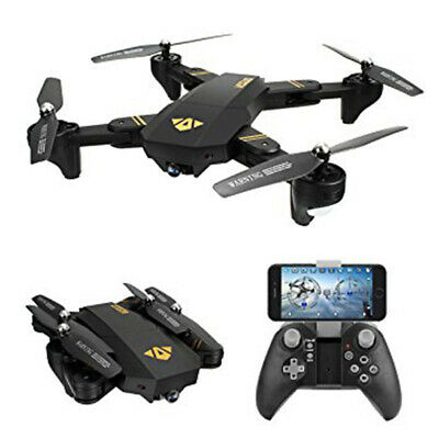 AU75 • Buy Visuo Xs809Hw Wifi Fpv With Camera Fordable Arm Rc Drone Quadcopter