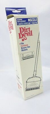 $12 • Buy Dirt Devil Genuine Replacement Nozzle For Cordless Broom Vac Models