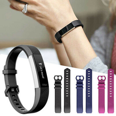 $ CDN7.17 • Buy 3x Replacement Silicone Wrist Band Strap Bracelet For Fitbit Alta/Fitbit Alta HR