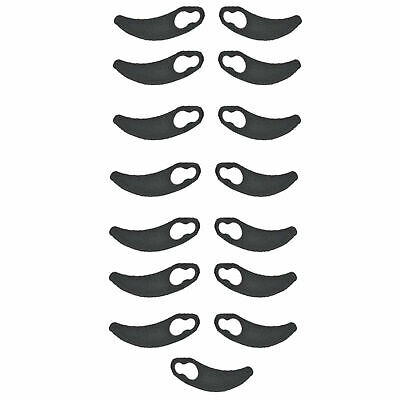 £8.15 • Buy Fig 8 Type Blade For CHALLENGE EXTREME MIG-ZP2280E MIG-ZP2320C Lawnmower X 15